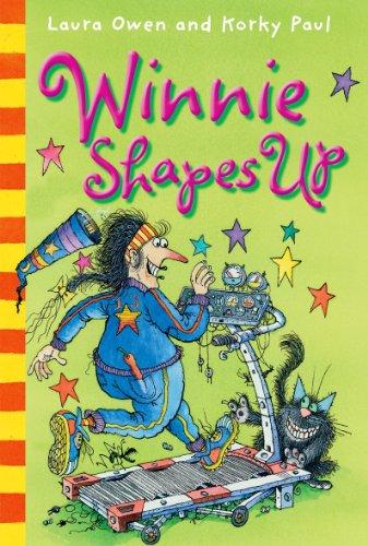 9780192729903: Winnie Shapes Up (Winnie the Witch)