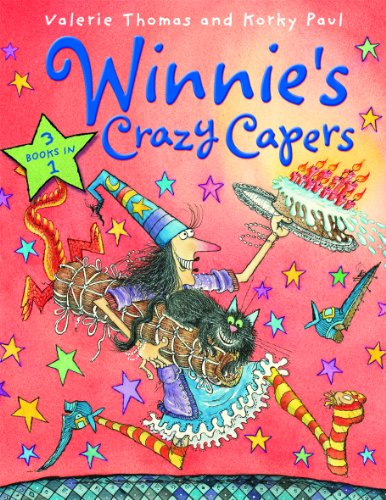 9780192729910: Winnie's Crazy Capers (Winnie the Witch)
