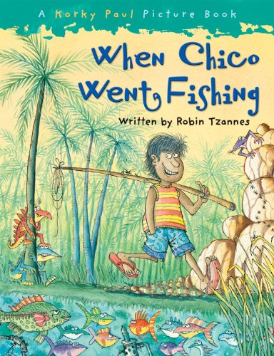 9780192729941: When Chico Went Fishing