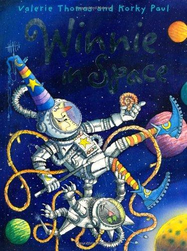 9780192732187: Winnie in Space Hardback (Winnie the Witch)