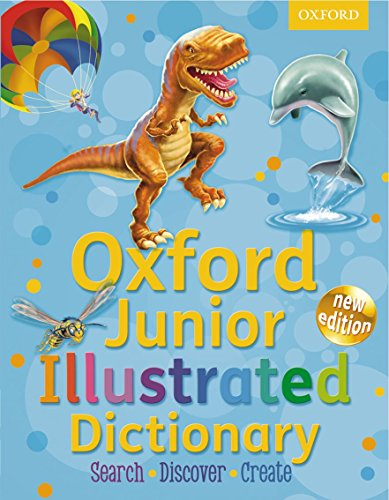 9780192732606: Oxford Junior Illustrated Dictionary