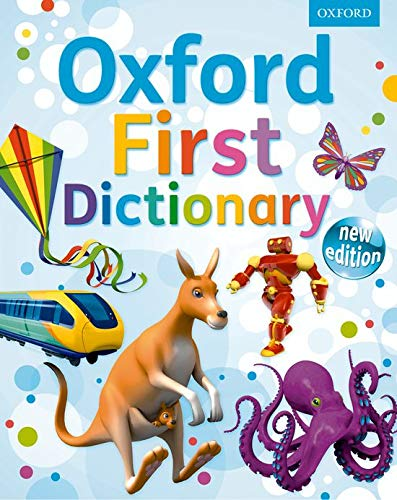 9780192732613: Oxford First Dictionary New Ed