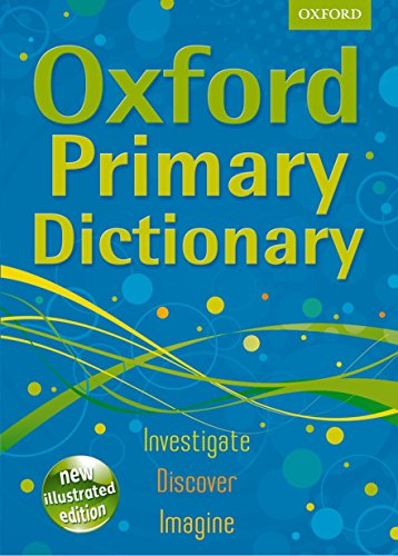 Oxford Primary Dictionary (Mixed media product): Oxford Dictionaries