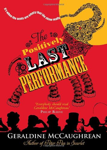 9780192733207: The Positively Last Performance