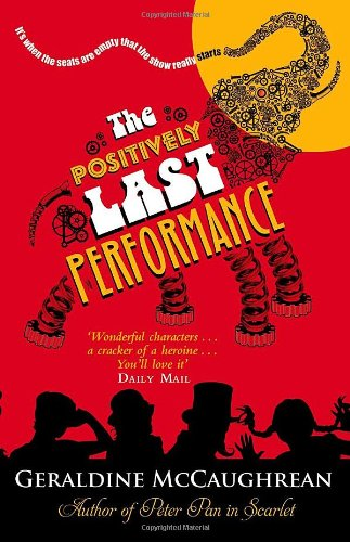 9780192733214: The Positively Last Performance