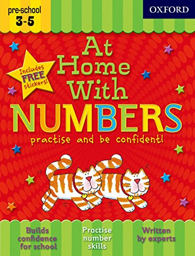 9780192733252: At Home With Numbers