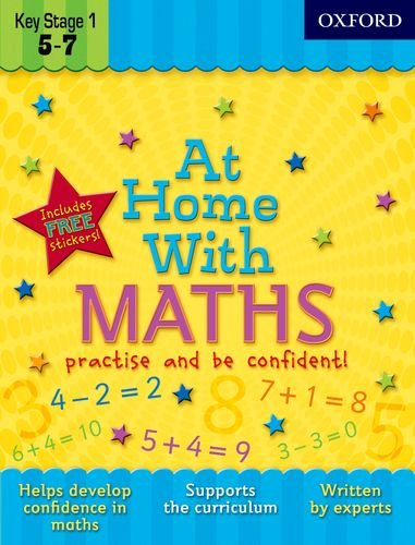 9780192733313: At Home With Maths