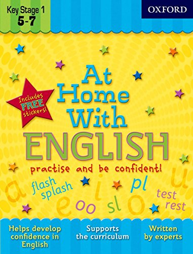 9780192733320: At Home with English