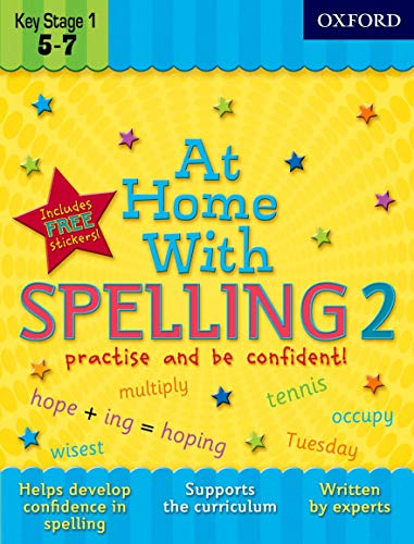 9780192733368: At Home With Spelling 2