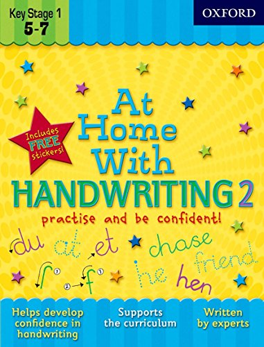 9780192733382: At Home with Handwriting 2