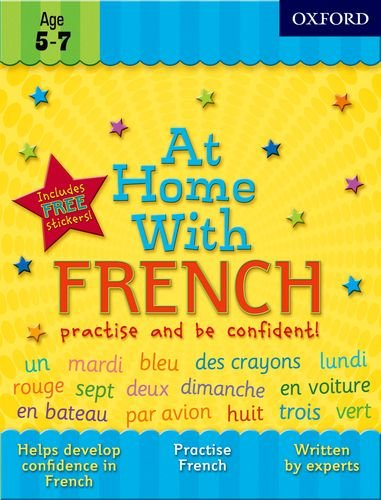 9780192733412: At Home With French