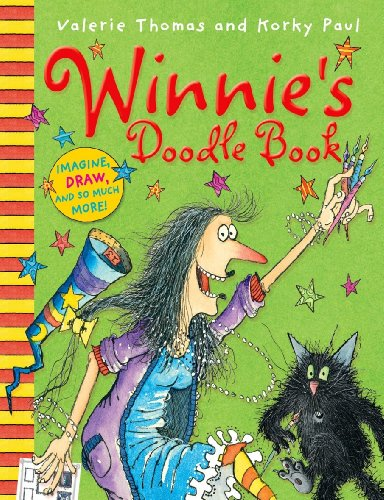 9780192733597: Winnie's Doodle Book (Winnie the Witch)