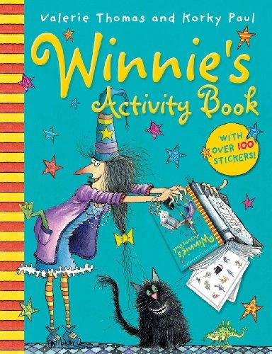 9780192733603: Winnie's Activity Book (Winnie the Witch)