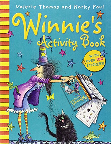 9780192733603: Winnie's Activity Book (Winnie the Witch)