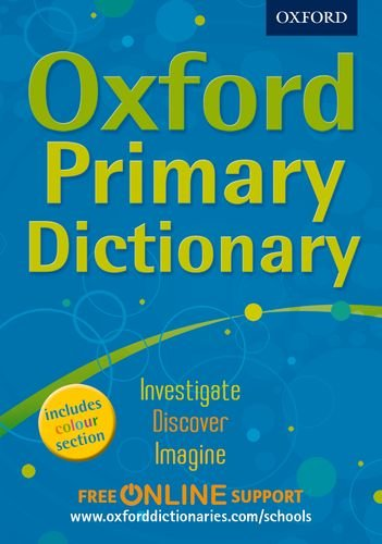 9780192733757: Oxford Primary Dictionary