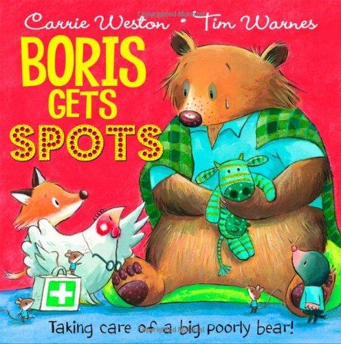 9780192734167: Boris Gets Spots