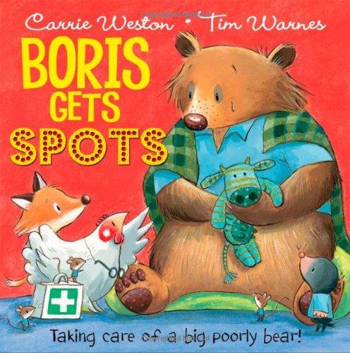 9780192734174: Boris Gets Spots