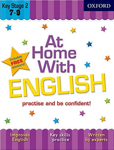 9780192734228: At Home with English (7-9)
