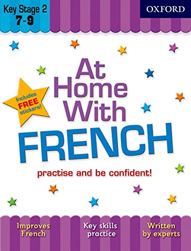 9780192734242: At Home with French (7-9)