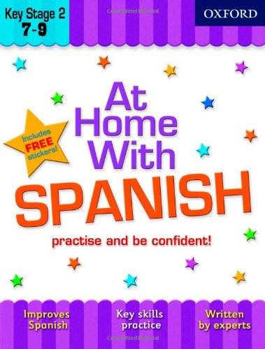 9780192734259: At Home with Spanish (7-9)