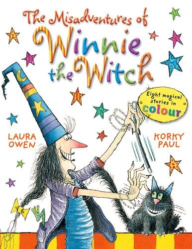 9780192734617: The Misadventures of Winnie the Witch