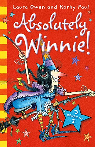 9780192734631: Absolutely Winnie! 3-in1 (Winnie the Witch 3 Books in 1)