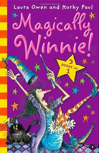 9780192734648: Magically Winnie! 3-in-1 (Winnie the Witch 3 Books in 1)