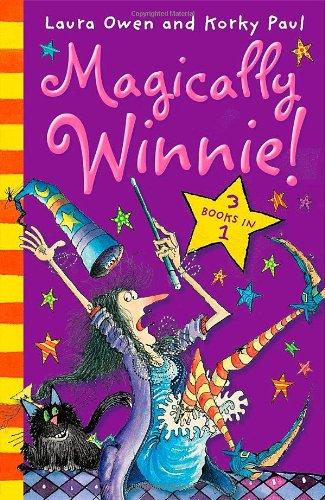 """Ex-Library"""",Magically Winnie! 3-in-1,Laura Owen: Laura Owen"""