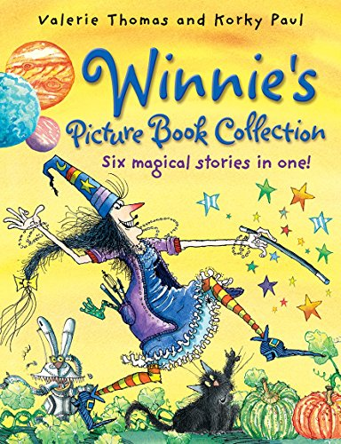 9780192734655: Winnie's Picture Book Collection