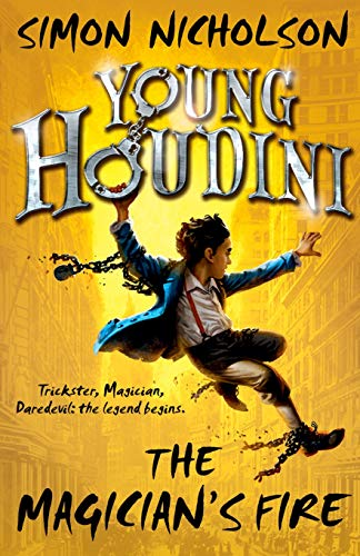 9780192734747: Young Houdini: The Magician's Fire