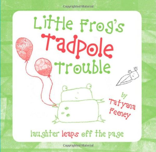 9780192735546: Little Frog's Tadpole Trouble