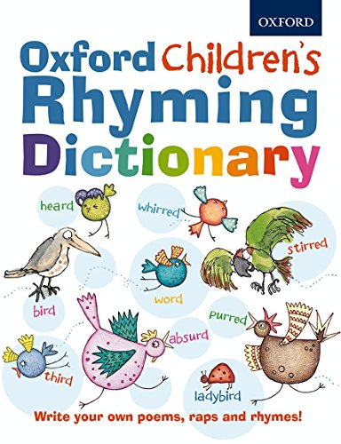 9780192735584: Oxford Children's Rhyming Dictionary (Children Dictionary)