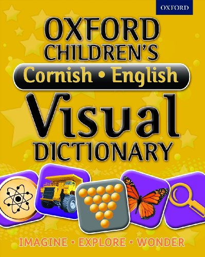 9780192735607: Oxford Children's Cornish-English Visual Dictionary