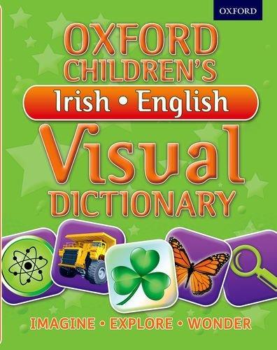 9780192735614: Oxford Children's Irish-English Visual Dictionary