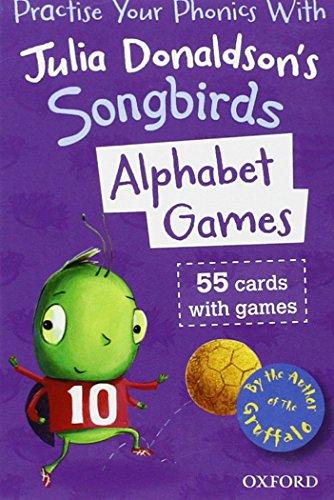 9780192735645: Oxford Reading Tree Songbirds: Alphabet Games Flashcards