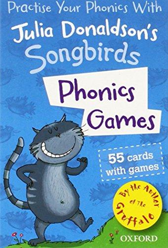 9780192735652: Oxford Reading Tree Songbirds: Phonics Games Flashcards
