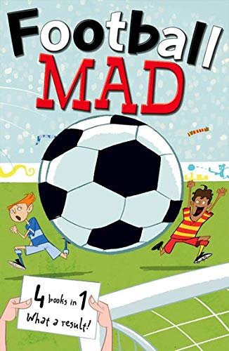 9780192735850: Football Mad 4-in-1