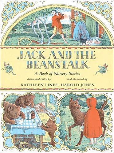 9780192735874: Jack and the Beanstalk: A Book of Nursery Stories
