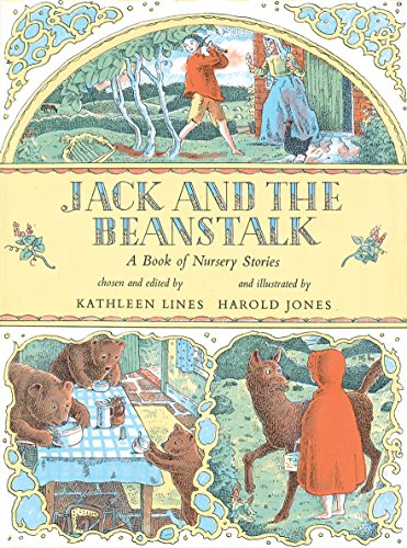 9780192735881: Jack and the Beanstalk: A Book of Nursery Stories