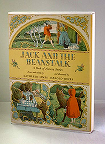 9780192735898: Jack and the Beanstalk: A Book of Nursery Stories (Limited Edition Slipcase)