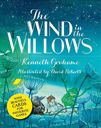 9780192735997: Wind in the Willows with Game Cards