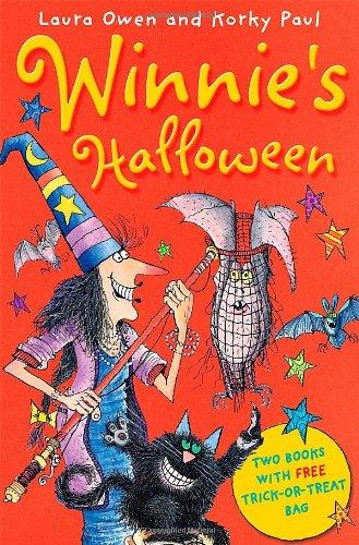 9780192736000: Winnie's Halloween Gift Pack (Winnie the Witch)