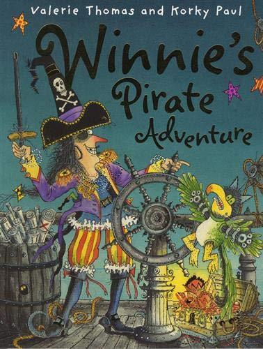 9780192736024: Winnie's Pirate Adventure (Winnie the Witch)