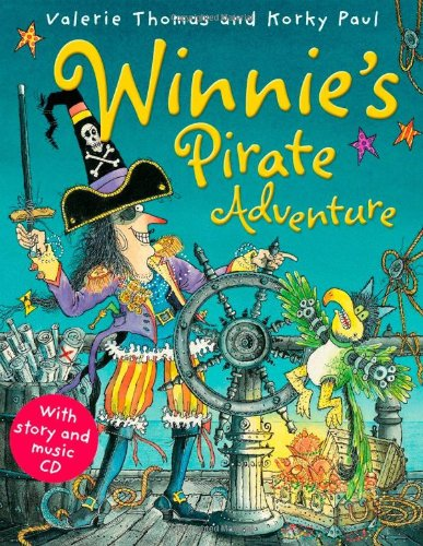 9780192736031: Winnie's Pirate Adventure Paperback & CD