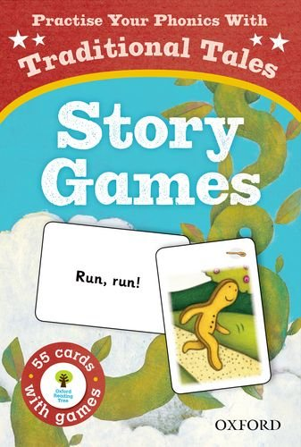 9780192736048: Oxford Reading Tree: Traditional Tales Story Games Flashcards