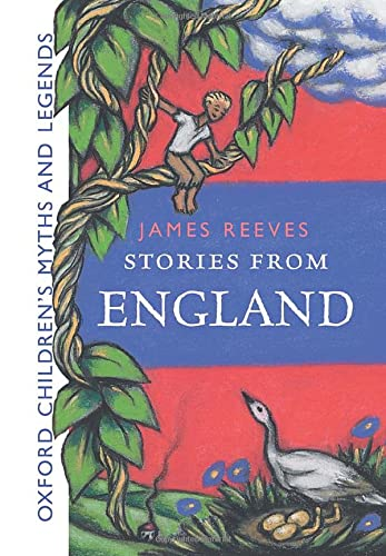 Stories from England (Childrens Myths & Legends),James: James Reeves