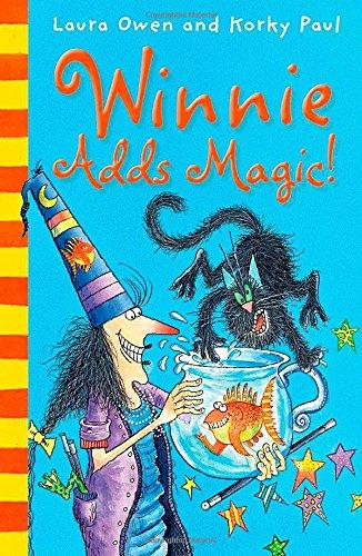 Winnie Adds Magic!,Laura Owen: Laura Owen
