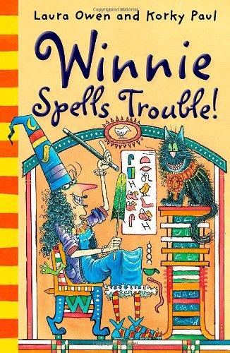 9780192736680: Winnie Spells Trouble!