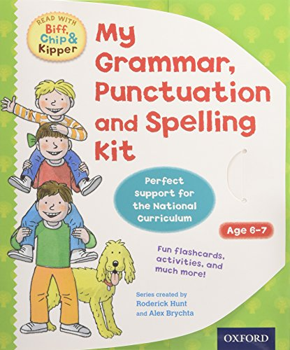 9780192736826: Oxford Reading Tree: Read with Biff, Chip and Kipper: My Grammar, Punctuation and Spelling Kit