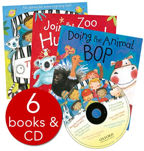 9780192736833: Animal BOP Collection 6-books & CD